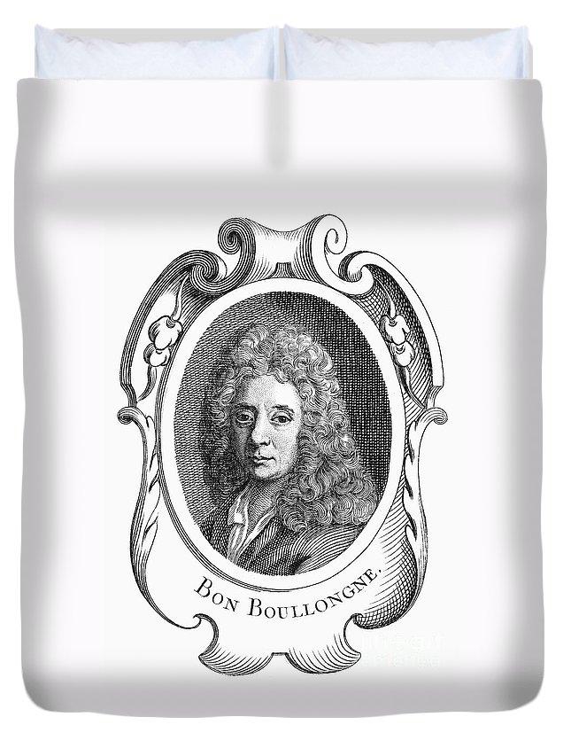 18th Century Duvet Cover featuring the photograph Bon De Boullongne by Granger