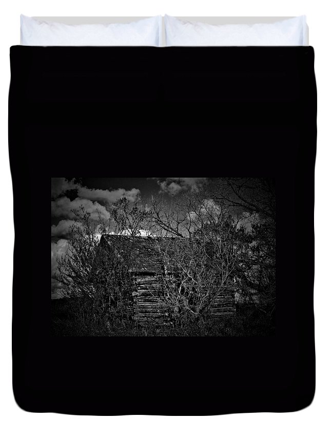 Street Photography Photographs Framed Prints Photographs Framed Prints Duvet Cover featuring the photograph Dog House by The Artist Project