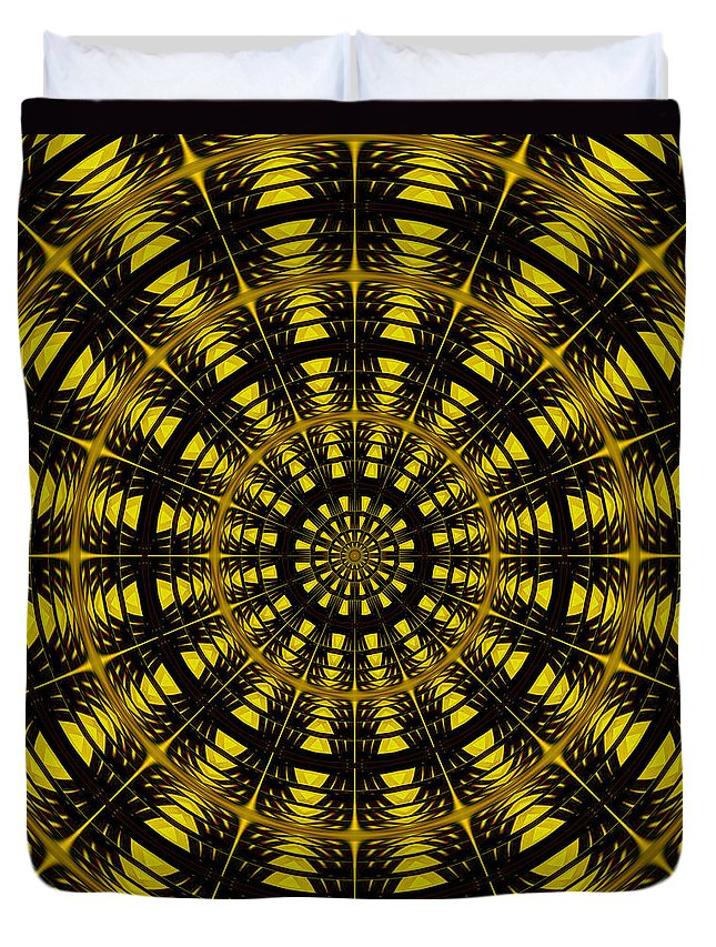 Duvet Cover featuring the photograph Ds9-017 by Theodore Jones