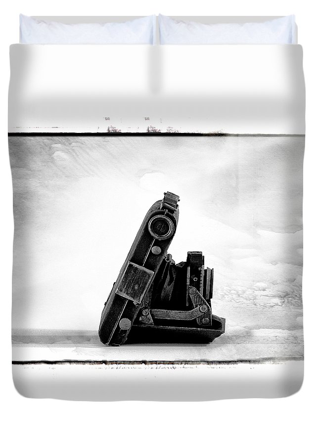 From A Bygone Era Duvet Cover featuring the photograph From A Bygone Era by Bill Cannon