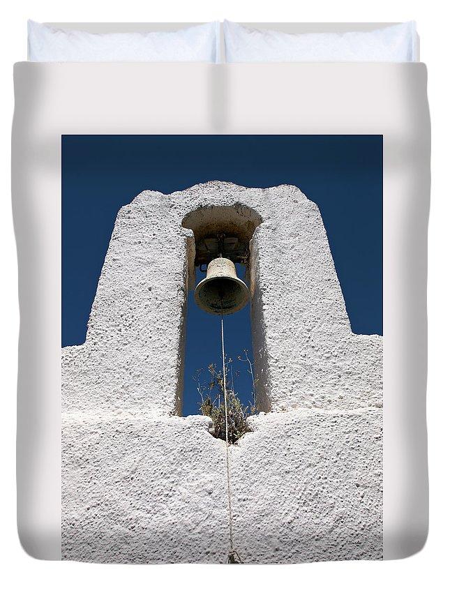 Jouko Lehto Duvet Cover featuring the photograph Greek Colors by Jouko Lehto