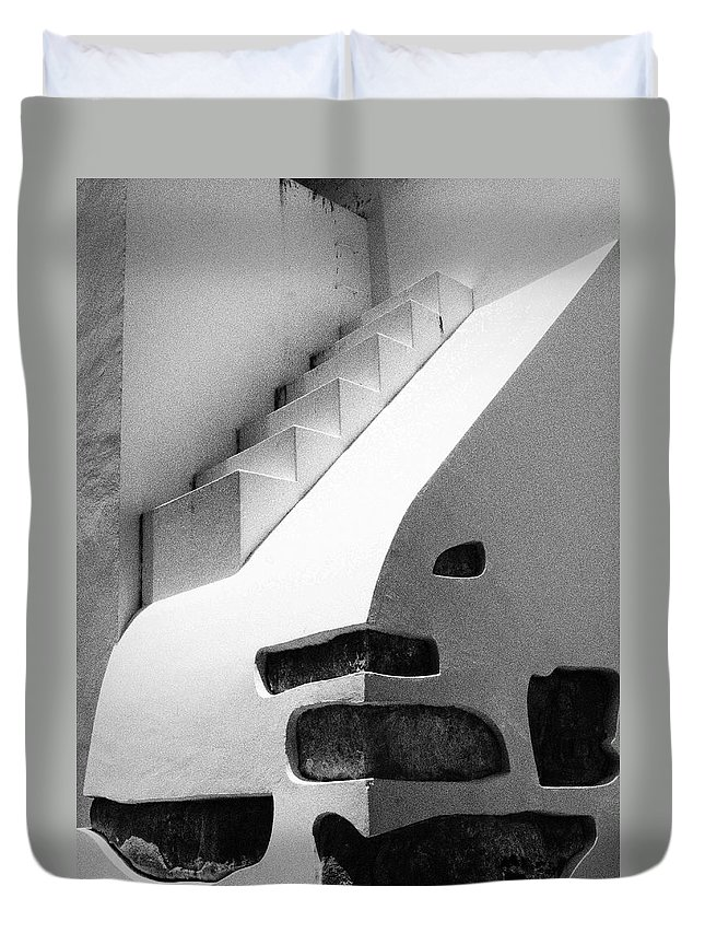Interstellar Duvet Cover featuring the photograph Interstellar by Skip Hunt