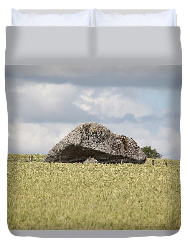 Ireland Duvet Cover featuring the photograph Ireland 0004 by Carol Ann Thomas