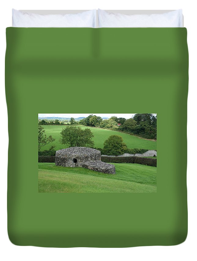 Ireland Duvet Cover featuring the photograph Ireland 0013 by Carol Ann Thomas