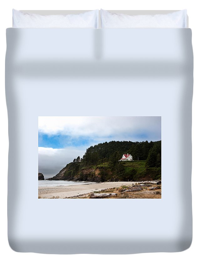 State Duvet Cover featuring the photograph Location Location Location by Jason Smith
