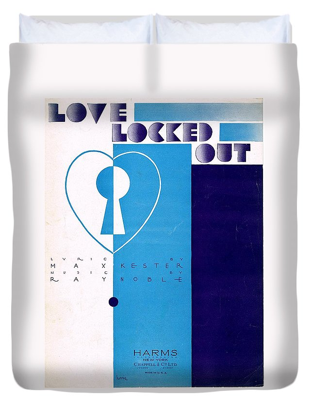 Designs Similar to Love Locked Out by Mel Thompson