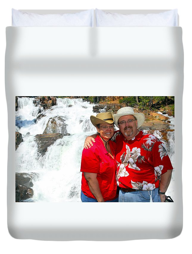 Duvet Cover featuring the photograph Mclanegoetz Studio 571 by LeeAnn McLaneGoetz McLaneGoetzStudioLLCcom