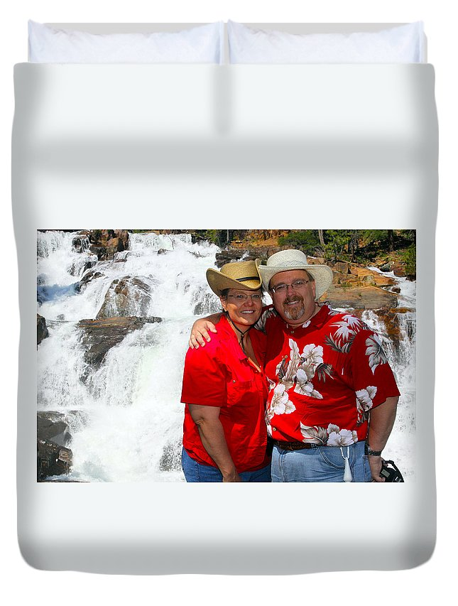 Duvet Cover featuring the photograph Mclanegoetz Studio 572 by LeeAnn McLaneGoetz McLaneGoetzStudioLLCcom