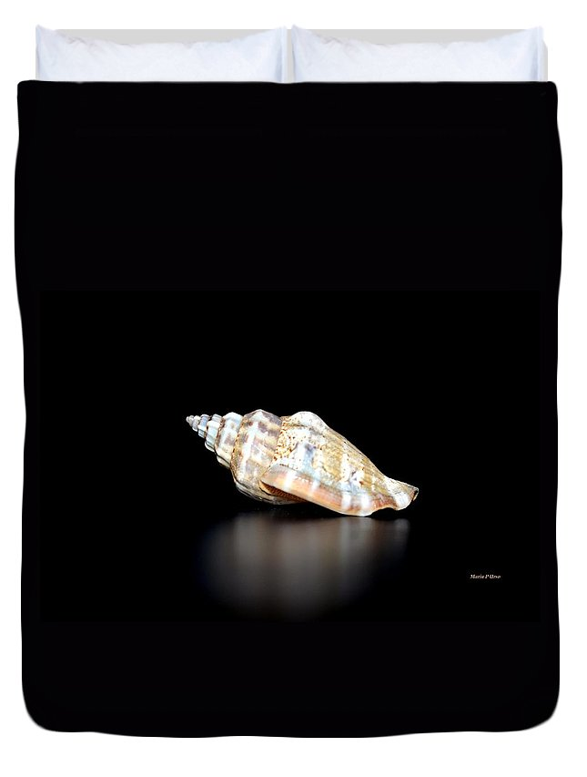 Multicolor Duvet Cover featuring the photograph Multicolor Reflections by Maria Urso