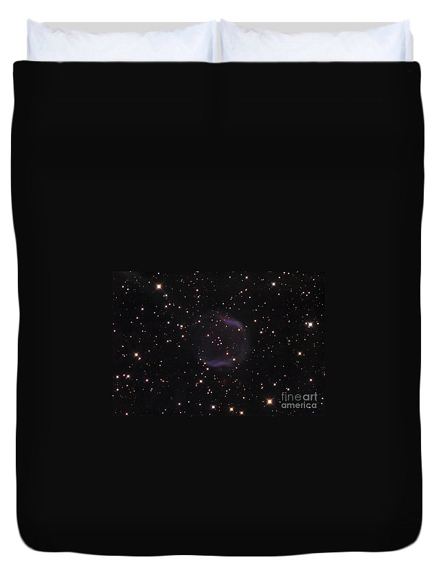 Astronomy Duvet Cover featuring the photograph Pk104 Jones1 by Ken Crawford