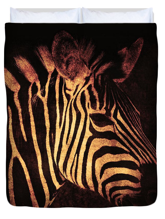 Africa Duvet Cover featuring the photograph Placidity by Andrew Paranavitana