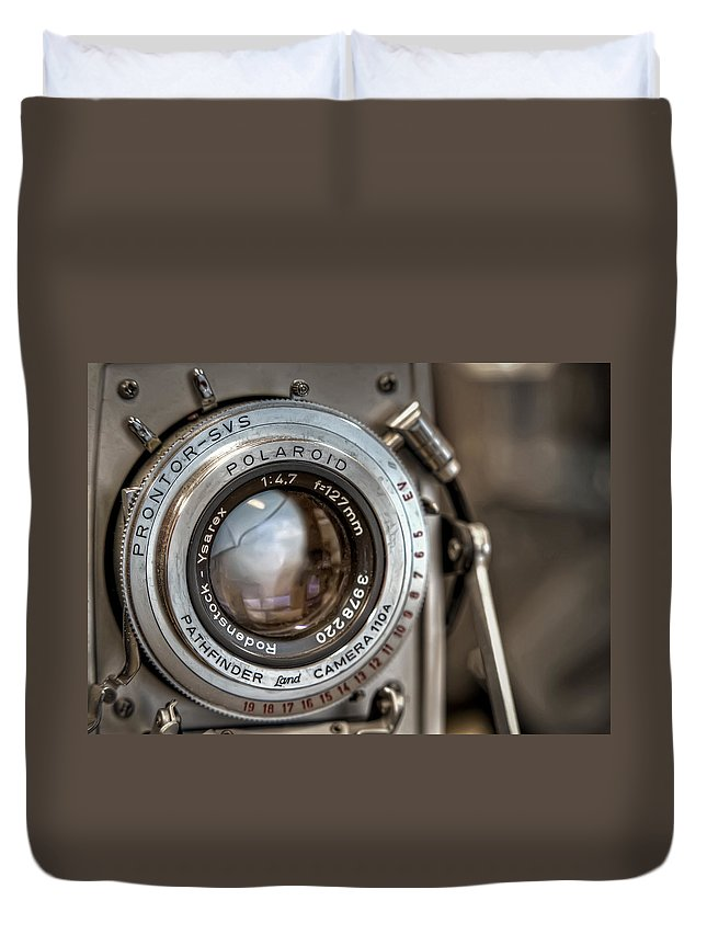 Polaroid Duvet Covers
