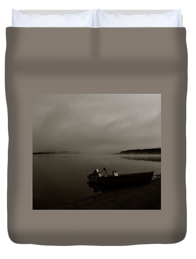 Street Photography Photographs Framed Prints Photographs Framed Prints Duvet Cover featuring the photograph Sail To Comfort by The Artist Project