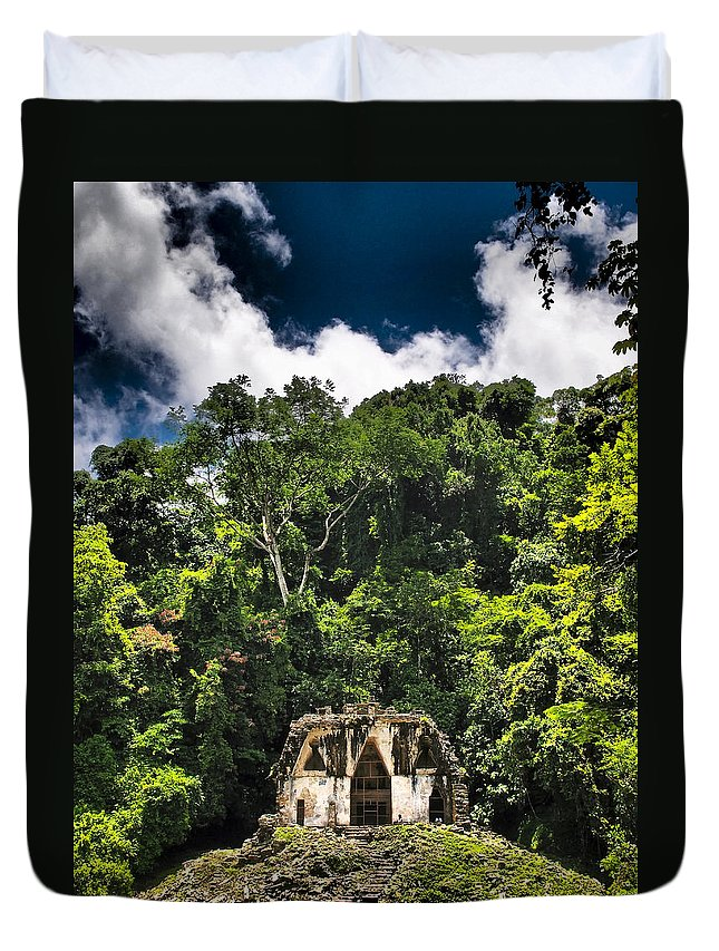 Shire Duvet Cover featuring the photograph Shire by Skip Hunt