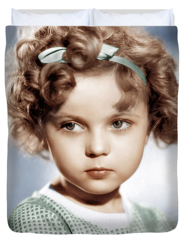 Shirley Temple Duvet Covers
