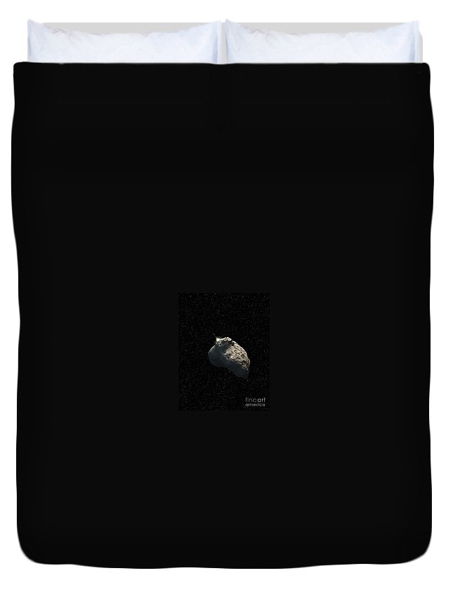 Kuiper Belt Object Photographs Duvet Covers