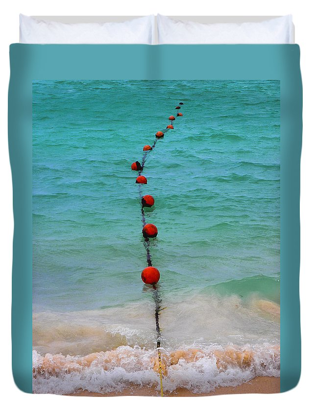 Sweet Surrender Duvet Cover featuring the photograph Sweet Surrender by Skip Hunt