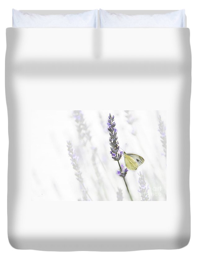 Tempting Duvet Cover featuring the photograph Tempting Flavor by Hannes Cmarits