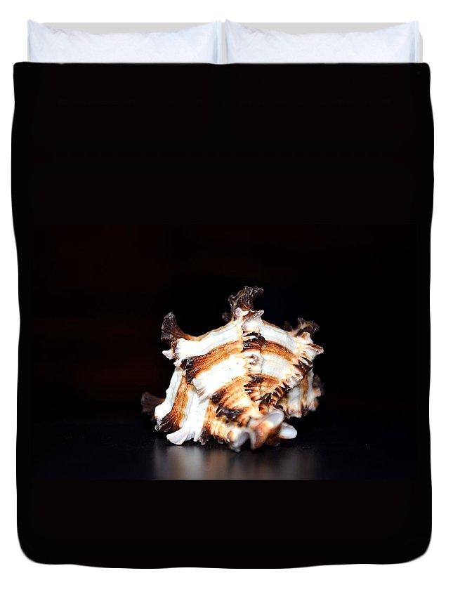 Uniquely Duvet Cover featuring the photograph Uniquely Designed by Maria Urso