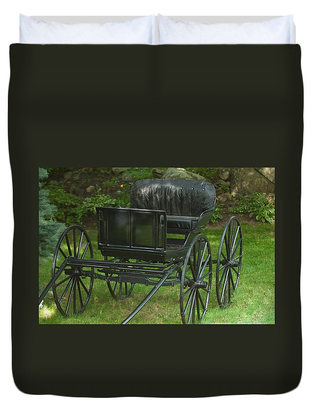 Yesteryear Duvet Cover featuring the photograph Yesteryear by Paul Mangold