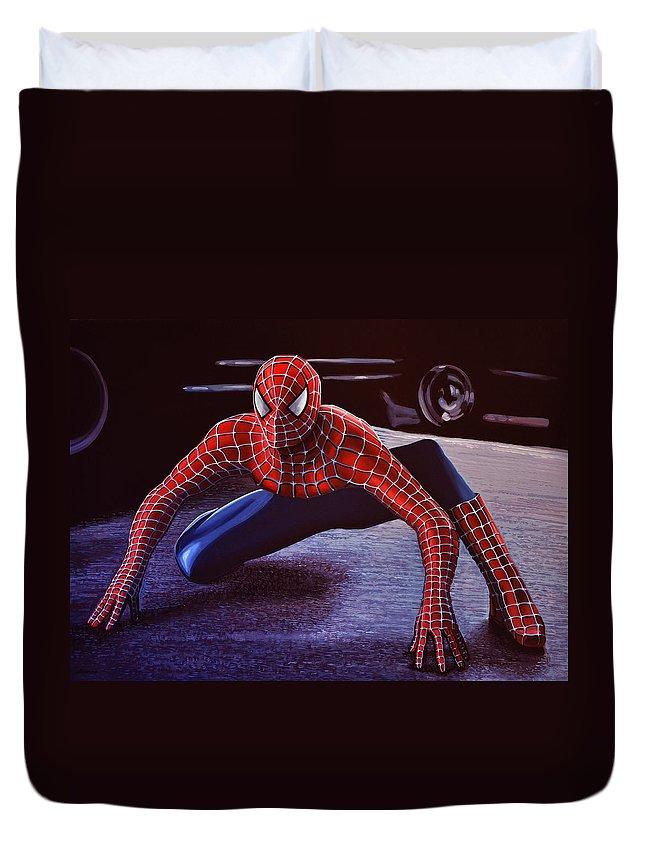 Spiderman Duvet Covers