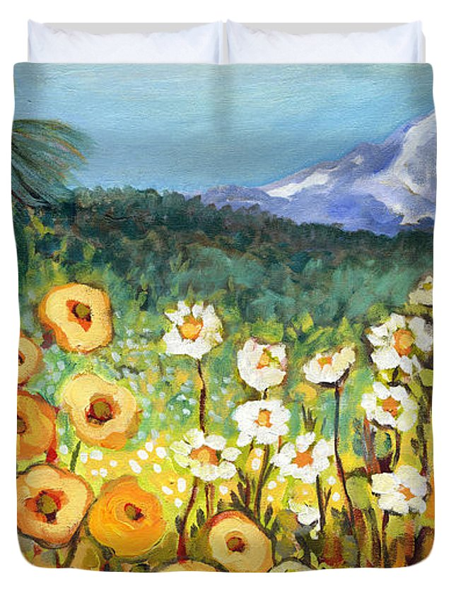 Meadow Paintings Duvet Covers