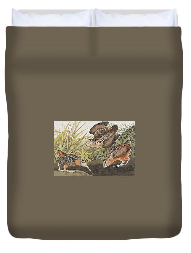 Woodcock Duvet Covers