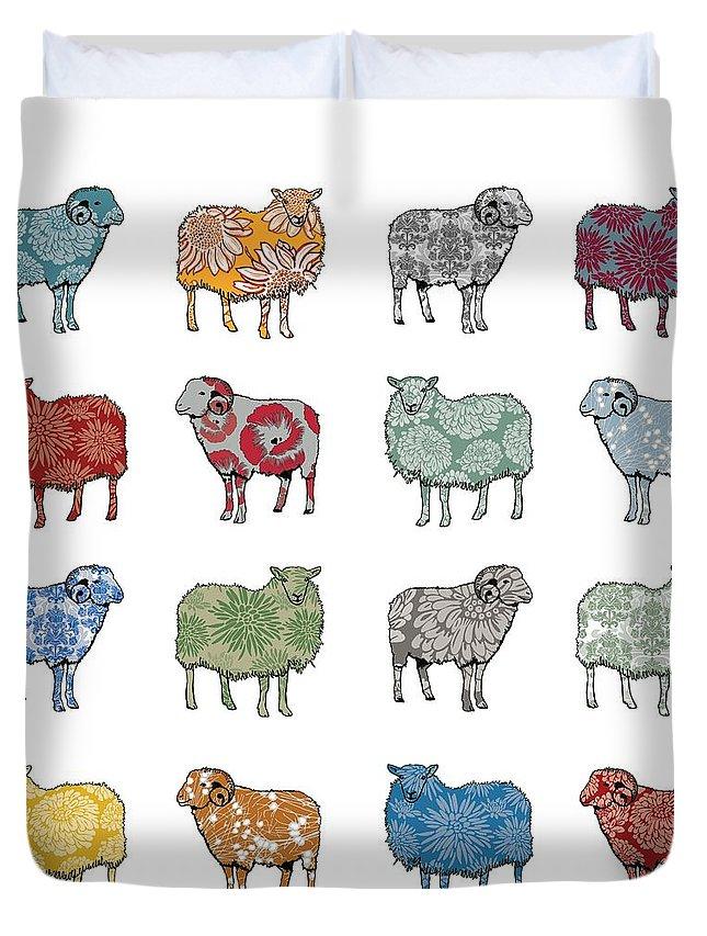 Sheep Duvet Covers