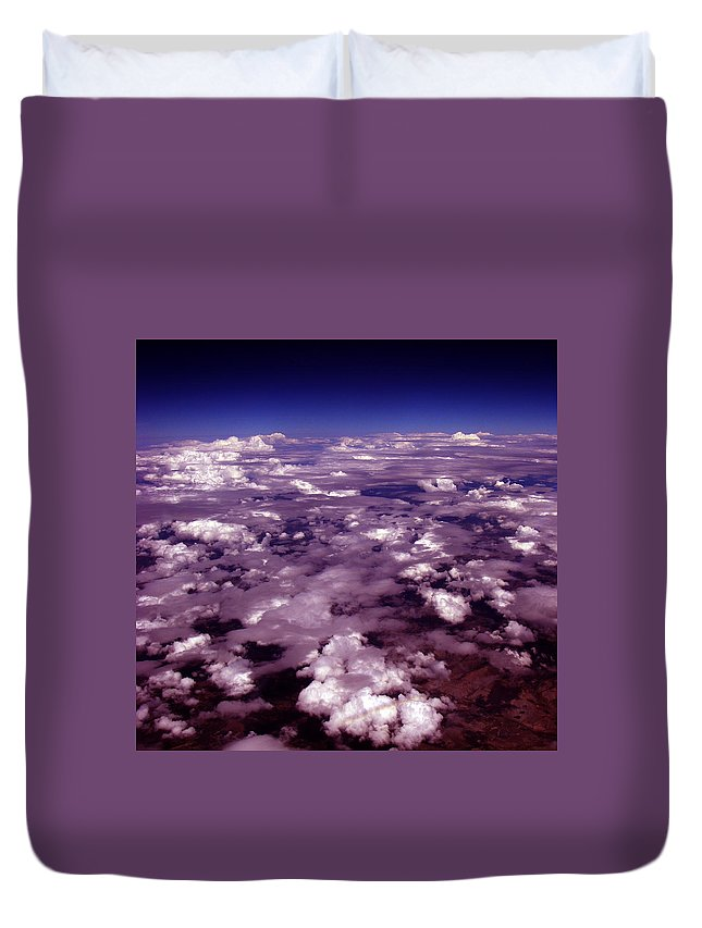 Aviation Art Duvet Cover featuring the photograph Cb2.26 by Strato ThreeSIXTYFive