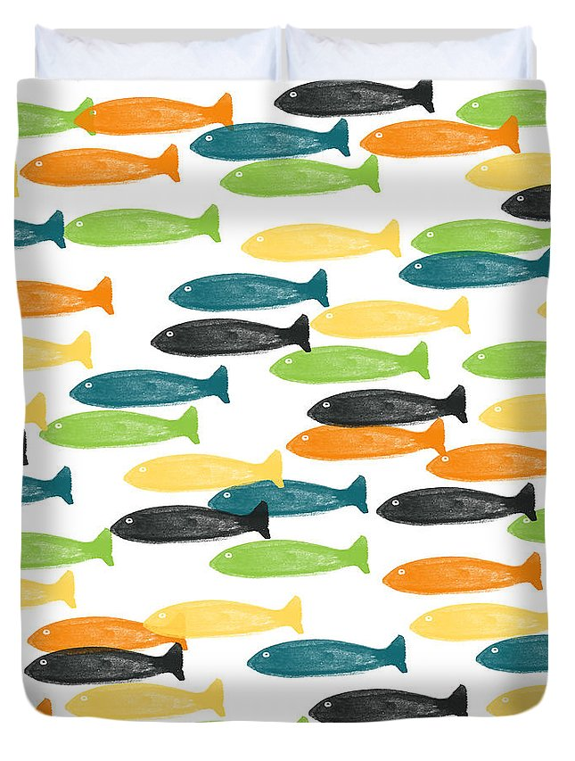 Fish Duvet Covers