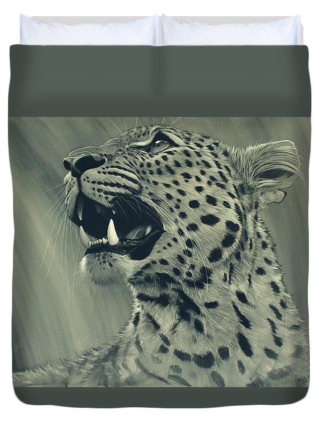 Leopard Art Duvet Covers