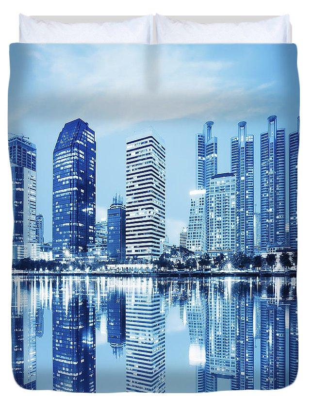 Central Business District Duvet Covers