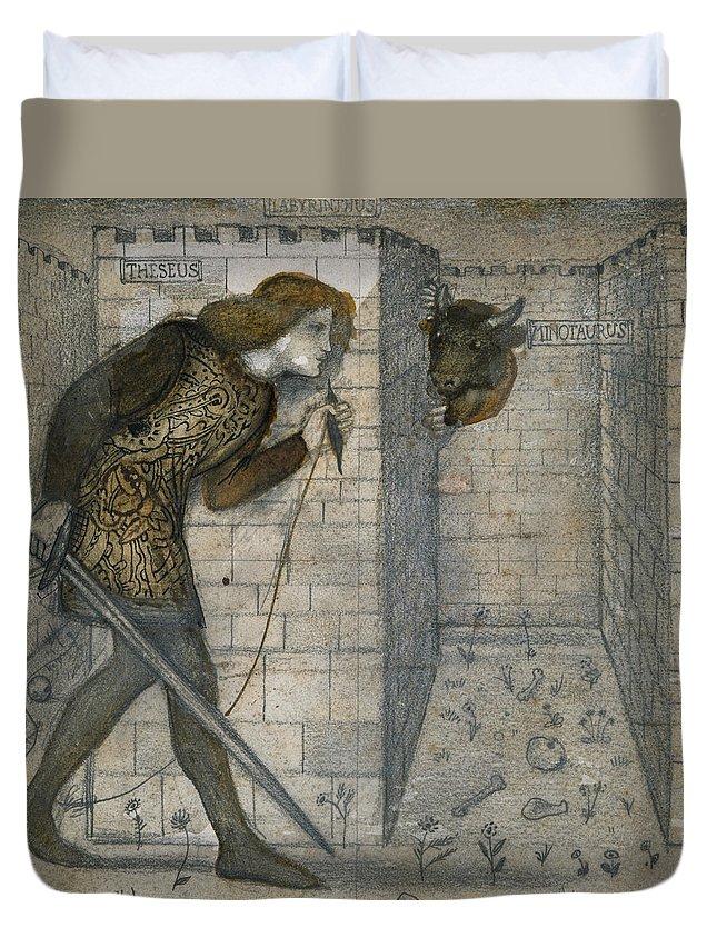 Minotaur Duvet Covers