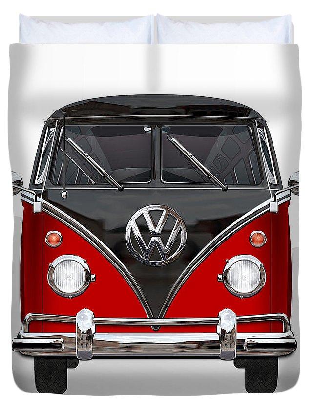 Volkswagen Bus Duvet Covers