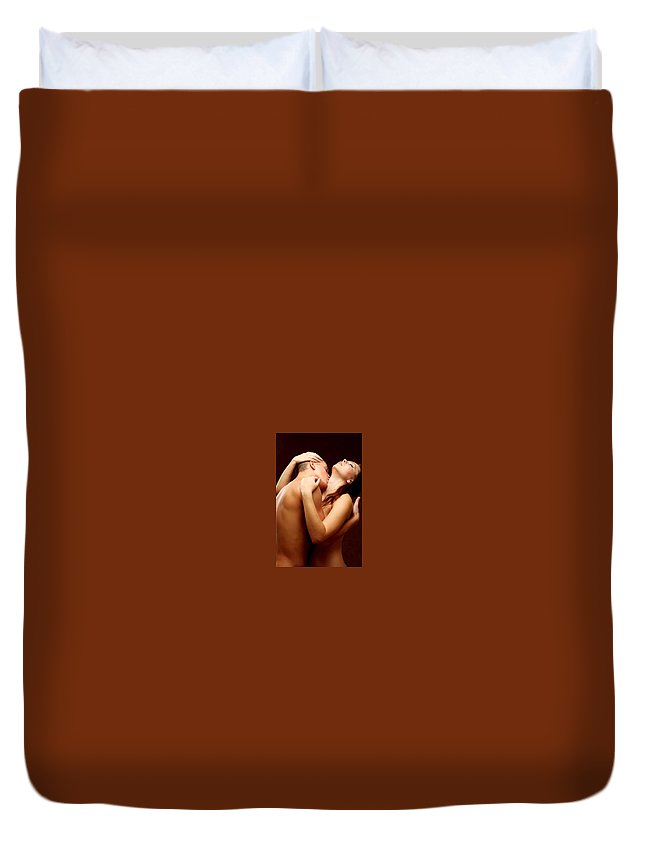 Zynev Duvet Cover featuring the photograph Zynev by Zynev