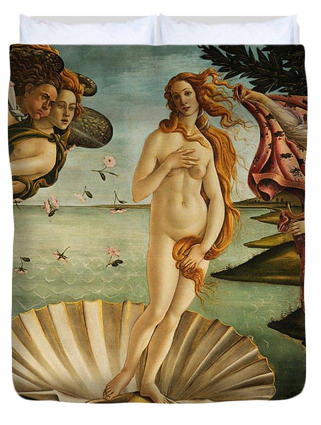 Botticelli Duvet Covers