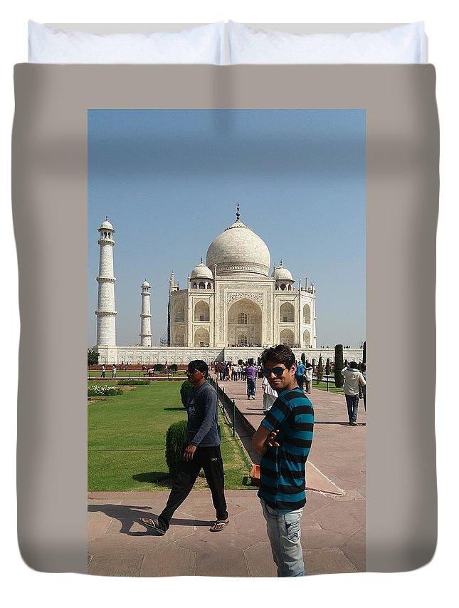 Harpal Singh Jadon Duvet Cover featuring the photograph Harpal Singh Jadon by Harpal Singh jadon Jadon