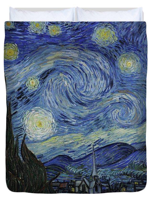 Starry Night Duvet Covers