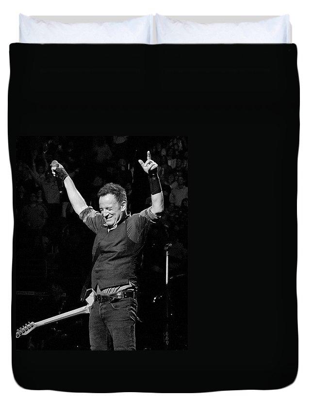Bruce Springsteen Duvet Covers