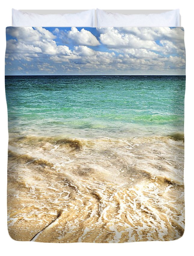 Sandy Beach Duvet Covers