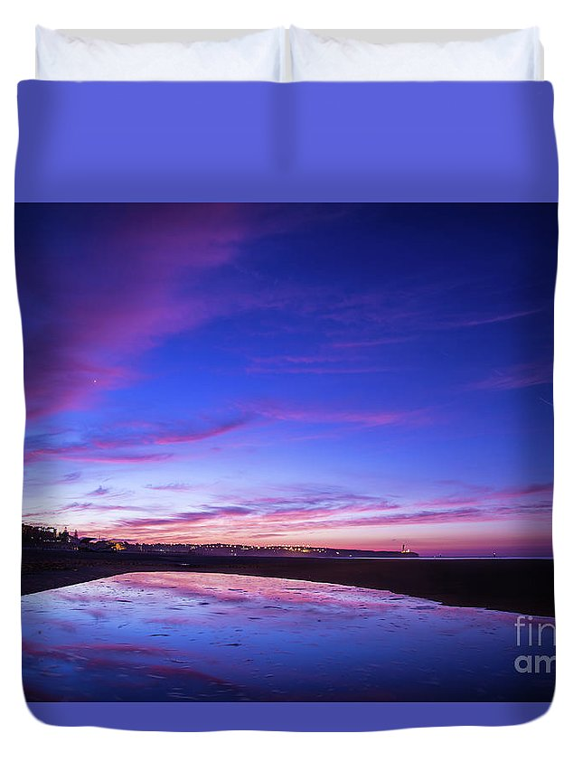Portugal Duvet Cover featuring the photograph Portugal by Mariusz Czajkowski