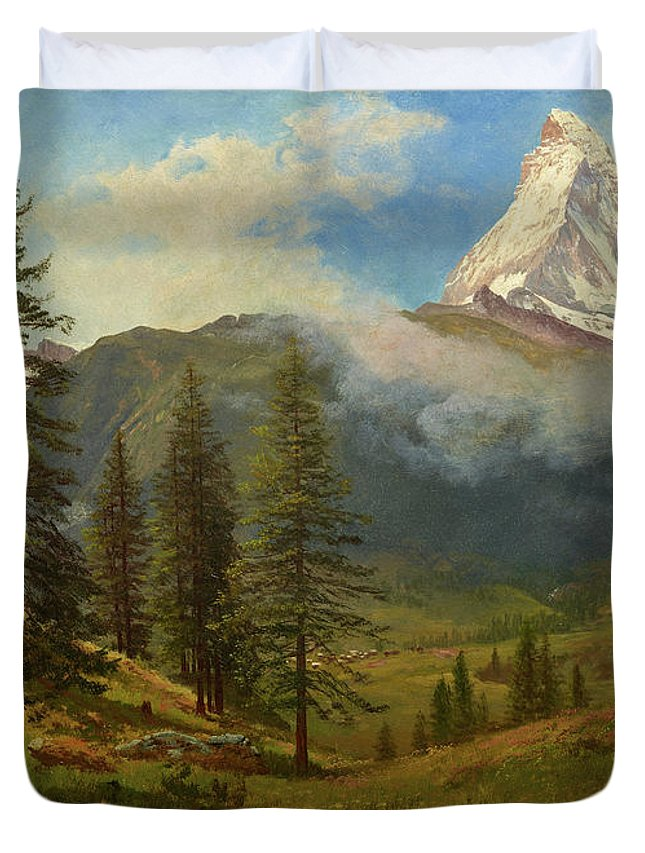 The Matterhorn Duvet Covers