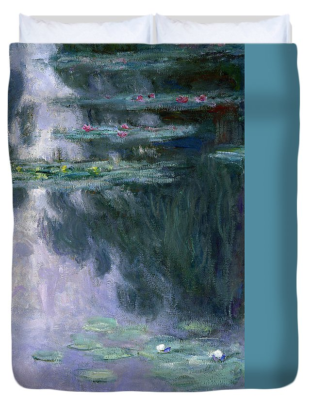 Waterlily Duvet Covers