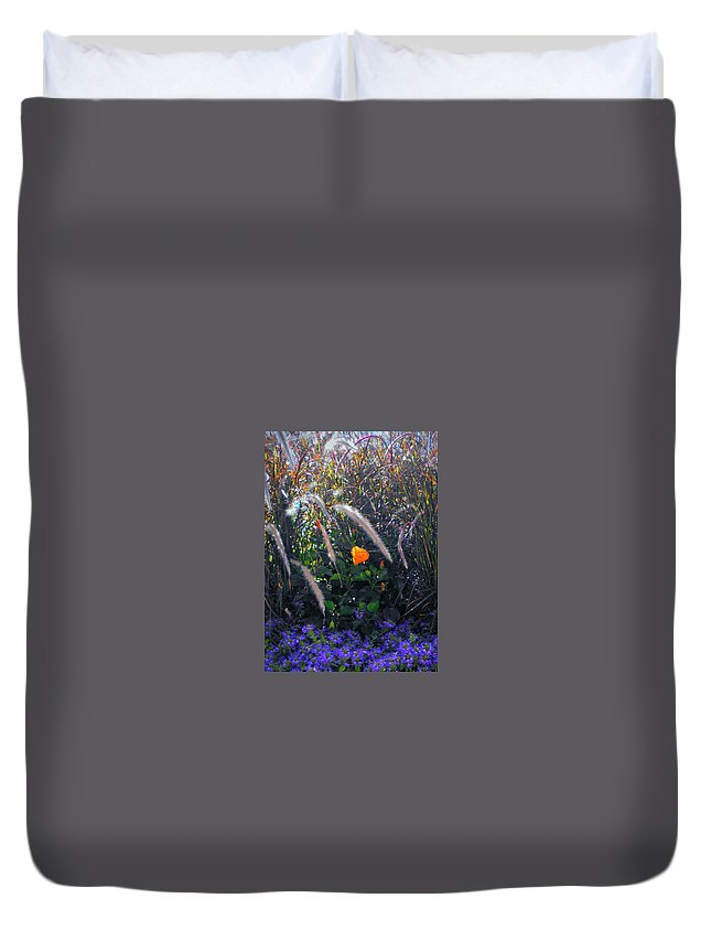 Duvet Cover featuring the photograph A Day In The Sun by Joseph Stewart