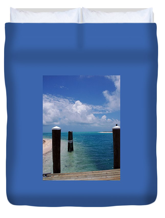 Photography Duvet Cover featuring the photograph A Perfect Day by Susanne Van Hulst