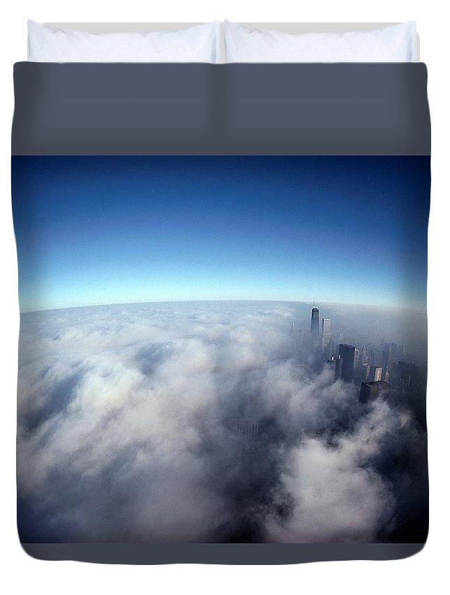 Chicago Skyline Duvet Covers
