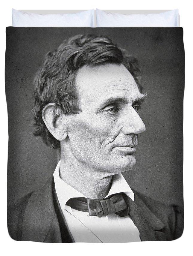 Abraham Lincoln Duvet Covers