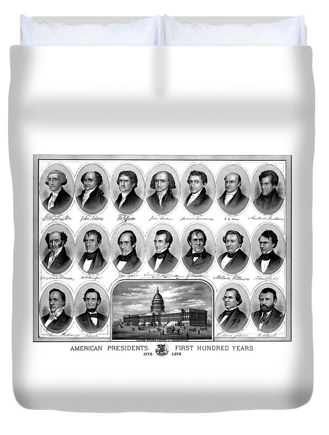 Executive Branch Duvet Covers