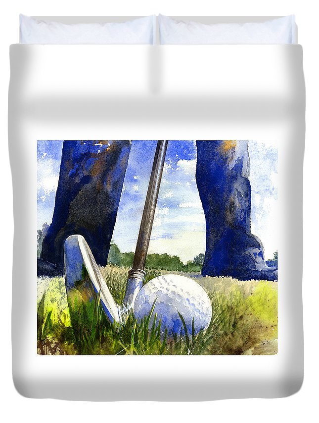 Golf Duvet Covers