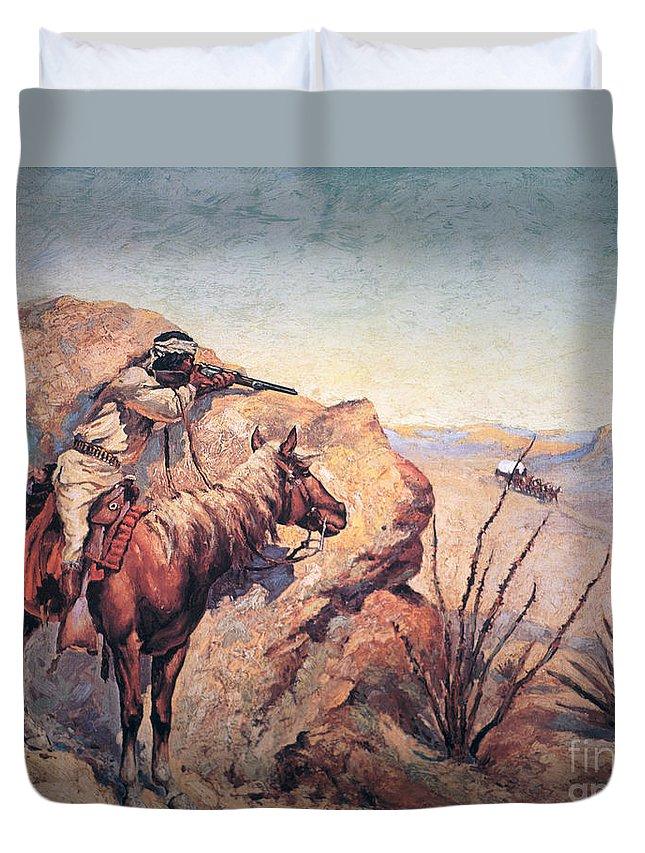 Cowboy Duvet Covers